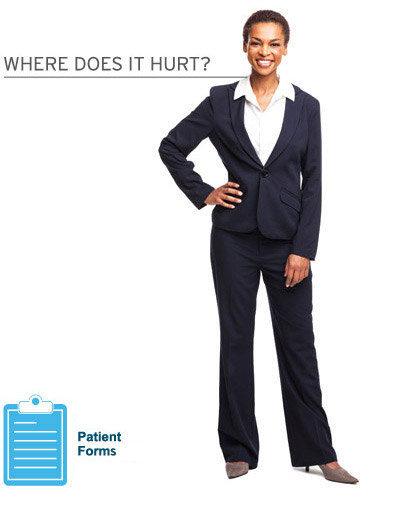 Where does it hurt? An interactive tool for fact finding.
